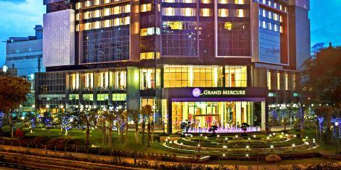 中華航空公司雅加達馬腰蘭美爵酒店