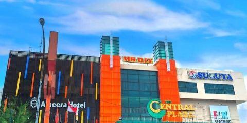 馬來西亞航空公司+北乾巴魯艾米拉酒店