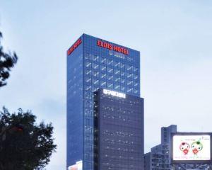 香港-大邱自由行 中國國際航空大邱伊爾迪斯麗晶酒店