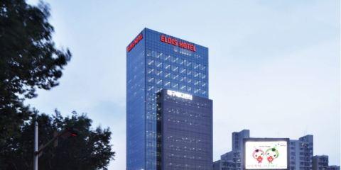 中國國際航空大邱伊爾迪斯麗晶酒店
