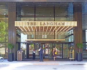 香港-芝加哥自由行 加拿大航空公司-芝加哥朗廷酒店