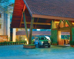 香港-提魯瓦南薩普拉姆自由行 印度捷特航空公司-烏代套房酒店 - 機場酒店