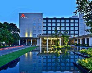 香港-印多爾自由行 印度捷特航空公司-印多爾萬豪酒店