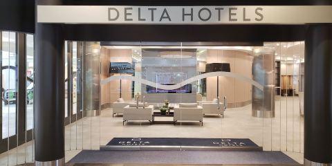 美國達美航空公司+Delta埃德蒙頓中心酒店