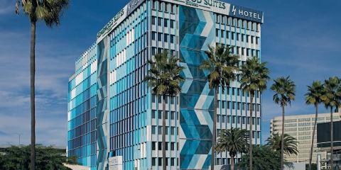 法國航空公司洛杉磯H酒店,希爾頓格芮精選酒店