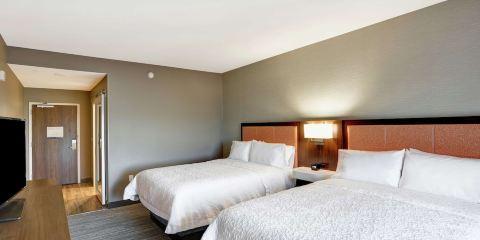 美國聯合航空+圖森科技公園歡朋套房酒店