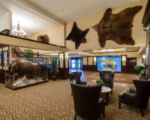 香港-安克雷奇自由行 美國達美航空公司-安克拉治湖濱酒店