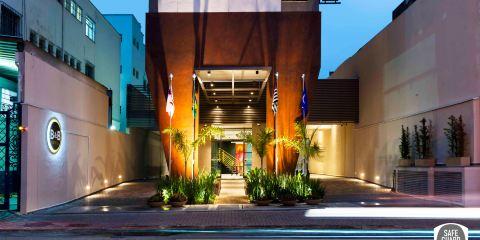 美國聯合航空聖保羅魯茲酒店
