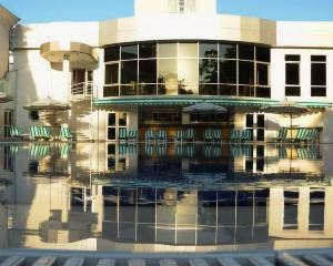 香港-塔什干自由行 AIR ASTANA-温德姆塔什干酒店