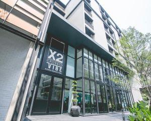 香港-曼谷 5天自由行 國泰航空+Cross氛圍曼谷素坤逸酒店