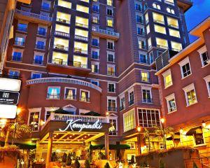 香港-奈羅比自由行 阿聯酋航空內羅畢凱賓斯基羅薩別墅酒店