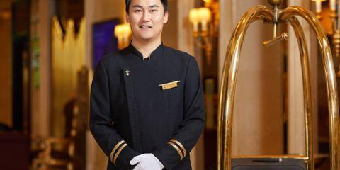上海航空公司鄭州永和鉑爵國際酒店