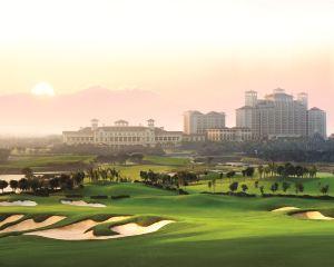 香港-海口自由行 中國南方航空公司-海口觀瀾湖度假酒店