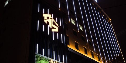 香港航空漢中傲尚影院酒店