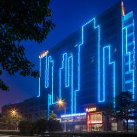 世紀星連鎖艾尚酒店(鄭州鄭東新區高鐵站店)