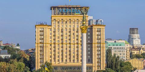 法國航空公司+烏克蘭大酒店