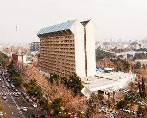香港-德黑蘭自由行 土耳其航空-德黑蘭拉萊國際五星酒店