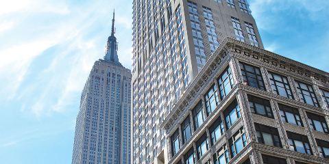 印度捷特航空公司紐約朗廷酒店,第五大道