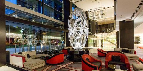 新西蘭航空墨爾本皇冠江濱大酒店