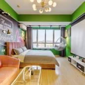 青島可愛影宿公寓(11號店)