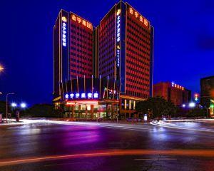 香港-銀川自由行 中國國際航空銀川金宇伊豪賓館