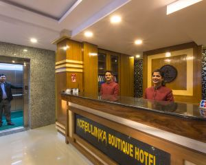 香港-加德滿都自由行 印度捷特航空公司-諾爾布林卡精品酒店