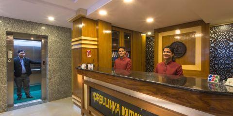泰國國際航空公司+諾爾布林卡精品酒店