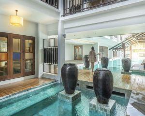 香港-合艾自由行 泰國國際航空公司-合艾蒙克哈姆村酒店