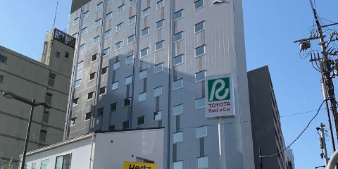 大韓航空+大阪難波格拉斯麗酒店