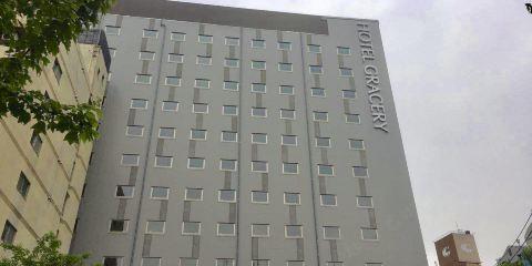 香港航空+大阪難波格拉斯麗酒店
