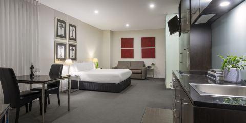 泰國國際航空公司墨爾本柯林斯街盛橡酒店