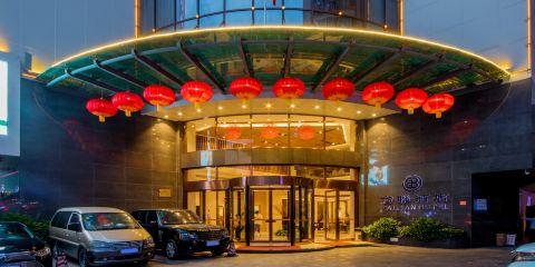 上海航空公司桂林台聯酒店