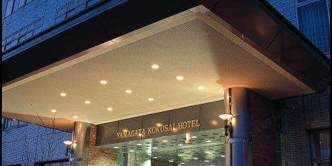 日本航空公司山形國際酒店