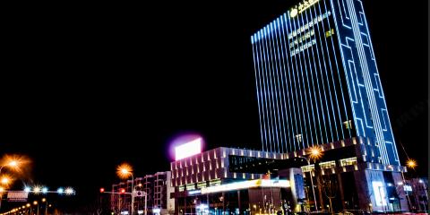 深圳航空龍口恒茂酒店