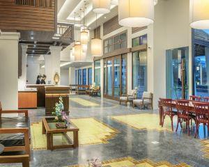 香港-合艾自由行 新加坡航空-合艾蒙克哈姆村酒店