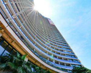 香港-北海自由行 中國東方航空公司-北海聖淘沙海景酒店公寓.瀾亭天際店