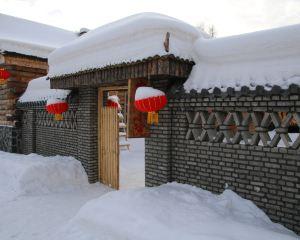 香港-牡丹江自由行 大韓航空雪鄉農家小院賓館