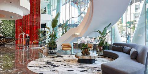 國泰航空+南岸商場酒店