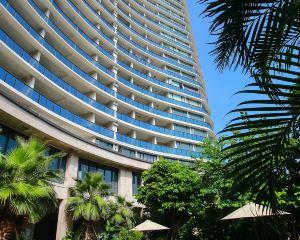 香港-北海自由行 中國國際航空公司-北海聖淘沙海景酒店公寓.瀾亭天際店