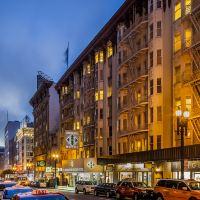 舊金山漢德利聯合廣場酒店(Handlery Union Square San Francisco)