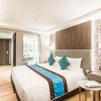 曼谷坎帕斯好客集團素坤逸6號柑橘套房酒店(Citrus Suites Sukhumvit 6 by Compass Hospitality)