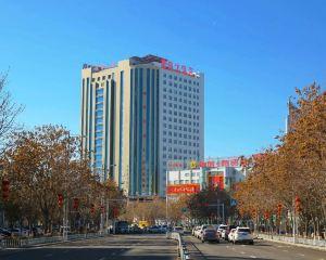 香港-哈密市自由行 中國國際航空哈密豫商大酒店