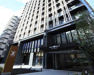 香港-大阪自由行 中華航空公司大阪本町微笑尊貴酒店