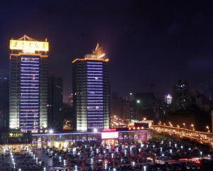 香港-重慶自由行 中國國際航空公司重慶君豪大飯店