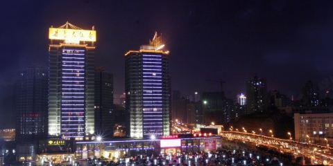 中國國際航空公司+重慶君豪大飯店