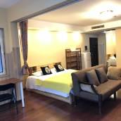 北京中灣國際華海泉畔酒店式公寓(原YAD酒店式公寓)