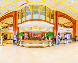 香港-烏海自由行 中國東方航空公司-烏海格蘭雲天國際酒店