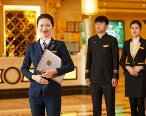 香港-鄭州自由行 中國南方航空鄭州永和鉑爵國際酒店