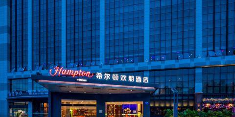 中國國際航空公司+廣州花都希爾頓歡朋酒店