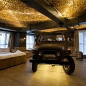 52赫茲多感元酒店(西安小寨店)